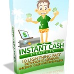 Instant Cash Strayegies MRR Ebook