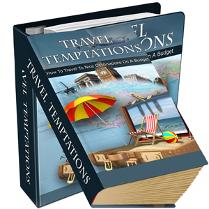 Travel Temptations With PLR