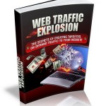 Web Traffic Explosion MRR Ebook
