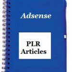 Free PLR Adsense Articles