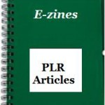 Free PLR Ezine Articles
