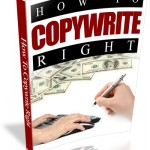 How to Copywrite Right