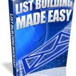 Free Ebook List Building Made Easy