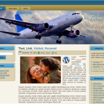 Taking Flight Wordpress Theme