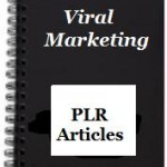 Free PLR Viral Marketing Articles