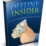 Offline Insider MRR Ebook