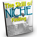 The Skill of Niche Finding MRR Ebook