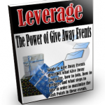 Leverage The Power of Give Away Gifts MRR Ebook