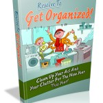 Resolve To Get Organized