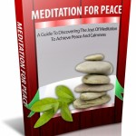 Meditation For Peace MRR Ebook