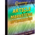 Article Marketing PLR Ebook