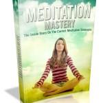 Meditation Mastery MRR Ebook