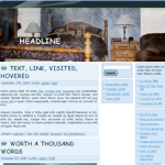 Bedroom Wordpress Theme