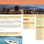 City Wordpress Theme