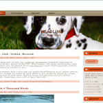 PLR Puppy Wordpress Theme