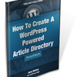 Wordpress Powered Article Directory