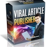 Viral Article Publisher PLR Software