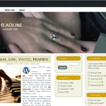 Free Hand & Ring Wordpress Theme
