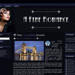 Fine Romance Wordpress Theme