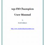 wp-IM Champion