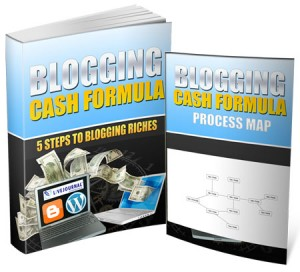 Blogging Cash Formula With Master Resell Rights