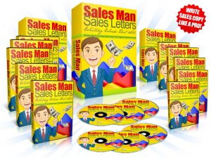 Sales Man Sales Letters – Instruction Video With Mrr