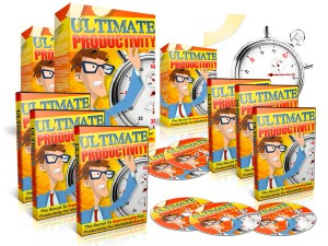 Ultimate Productivity – Intruction Video Package With Mrr