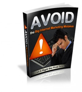 Avoid The Big Internet Marketing Mistakes With Mrr & Giveaway Rights