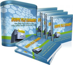 Swipe File Chamber – Package with MRR