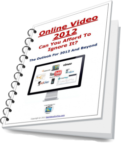 Online Video 2012 with Private Label Rights