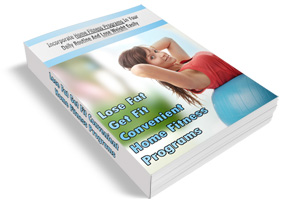 Home Fitness Programs - Ebook & Audio Package With Mrr