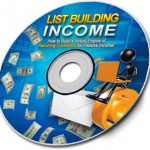 List Building Income
