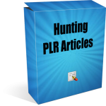 Hunting_PLR_Articles