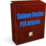 PLR-Salmon-Recipe-Articles