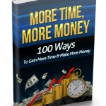 More Time More Money