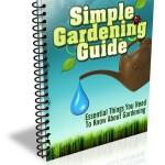 Gardening Report