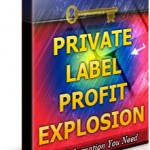 Private Label Profit Explosion Ebook