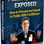 Public Speaking Exposed Ebook