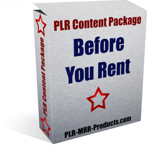 Before-You-Rent-PLR-Package