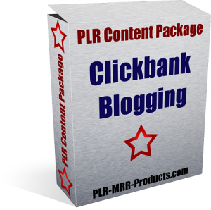Clickbank-Blogging