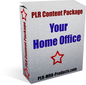 Home-Office-PLR-Content