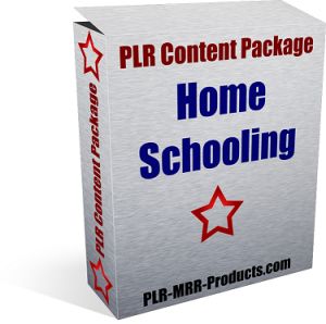 Home_Schooling_PLR_Package