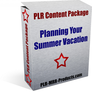 Planning-Your-Summer-Vacation-PLR