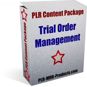 Trial-Order-Management-PLR-Package