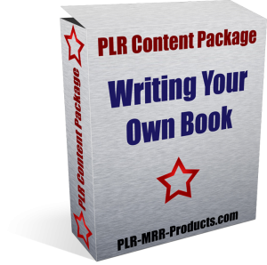 Writing-Your-Own-Book-PLR