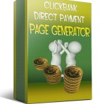 clickbank direct page generator