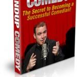 Standup Comedy PLR Ebook