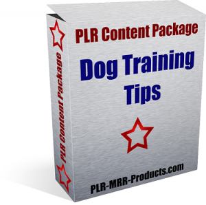 dog-training-tips-PLR