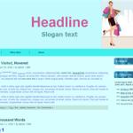 Ladies Shopping Wordpress Theme