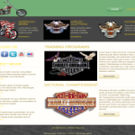 Harley Wordpress Theme